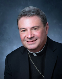 Reverend Bishop Robert J. Brennan (Ex-Officio)